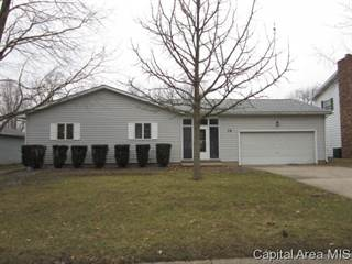 Single Family for sale in 15 HAWTHORN LN, Pleasant Plains, IL, 62677