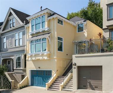 Residential Property for sale in 26 Buena Vista Terrace, San Francisco, CA, 94117