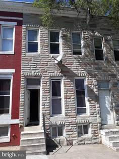 Residential Property for sale in 2526 FREDERICK AVENUE, Baltimore City, MD, 21223