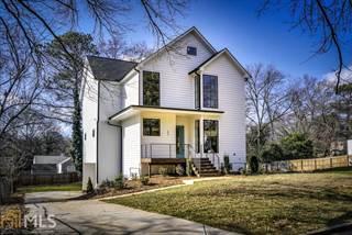 Single Family for sale in 62 Lannon Avenue NE, Atlanta, GA, 30317