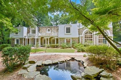 Residential Property for sale in 8970 Huntcliff Trace, Sandy Springs, GA, 30350