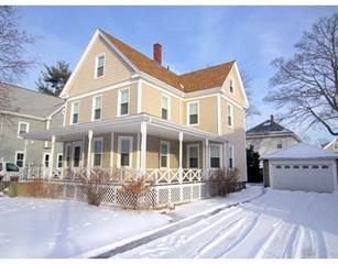 Single Family for sale in 41 Garfield Ave, Woburn, MA, 01801