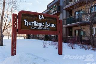 Condo for sale in 730 Heritage LANE 109, Saskatoon, Saskatchewan, S7H 5S5