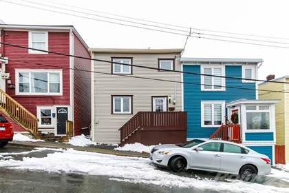 Residential Property for sale in 54 Flower Hill, St. John's, Newfoundland and Labrador, A1C 4M2