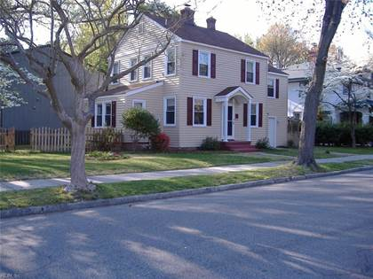 Residential Property for sale in 4001 Columbus Avenue, Norfolk, VA, 23504