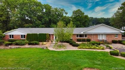 Residential Property for sale in 22340 NATASHA Lane, Lyon, MI, 48178