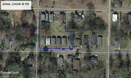 Multifamily for sale in 0 JONES AVE, Jackson, MS, 39204