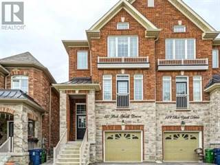 Single Family for rent in 151 BOB YUILL DR Lower, Toronto, Ontario, M9M0B1