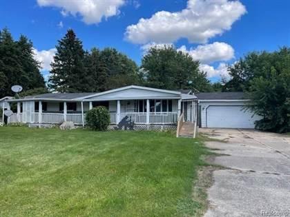 Residential for sale in 1387 S MEADOW Drive, Lennon, MI, 48449