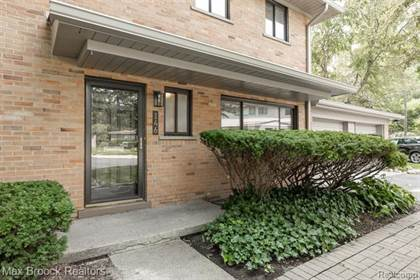 Residential Property for sale in 146 E HICKORY GROVE Road, Bloomfield Township, MI, 48304