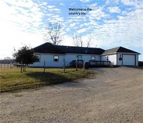 Single Family for sale in 1180 SW Co Rd B Highway, Holden, MO, 64040