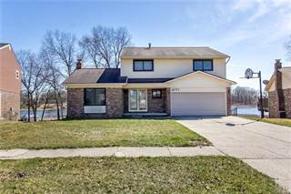 Single Family for sale in 4771 SHORELINE Boulevard, Waterford, MI, 48329