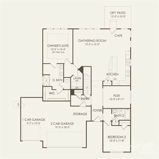 Singlefamily for sale in 16401 Hidden River Circle, Plainfield, IL, 60586