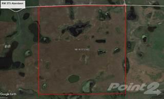 Farm And Agriculture for sale in RM 373 Aberdeen - 156 acres, Aberdeen, Saskatchewan