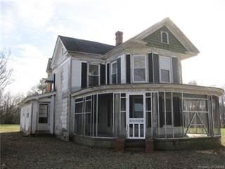 Single Family for sale in 418 Elsom Mascot Road, Mattaponi, VA, 23110