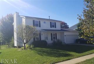 Single Family for sale in 2110 Park Place, Bloomington, IL, 61701