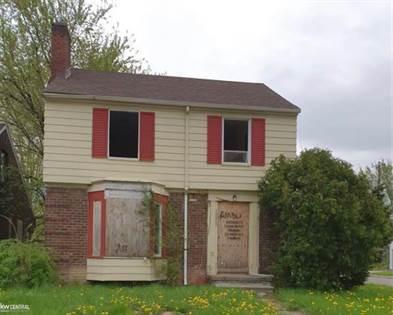 Residential Property for sale in 10800 Stratman St, Detroit, MI, 48224