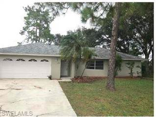 Single Family for rent in 2437 Dover AVE, Fort Myers, FL, 33907