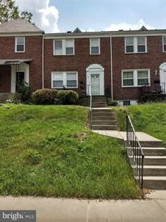 Multifamily for sale in 1543 NORTHWICK ROAD, Baltimore City, MD, 21218