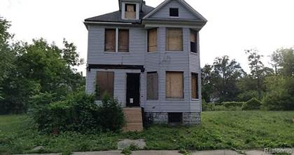 Residential Property for sale in 2481 TOWNSEND Street, Detroit, MI, 48214
