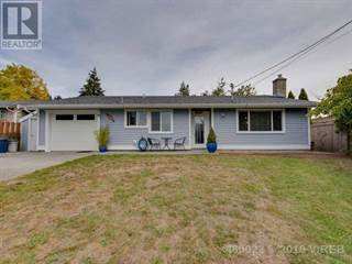 Single Family for sale in 1251 SHELLBOURNE BLVD, Campbell River, British Columbia, V9W6S2