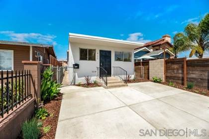 Multifamily for sale in 4170-72 40th St., San Diego, CA, 92105