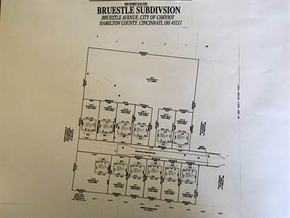 Lots And Land for sale in 1 Bruestle Avenue, Cheviot, OH, 45211