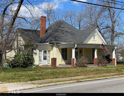 Residential Property for sale in 453 N Cherokee, Social Circle, GA, 30025