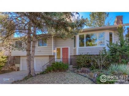 Residential Property for sale in 2860 Colby Dr, Boulder, CO, 80305