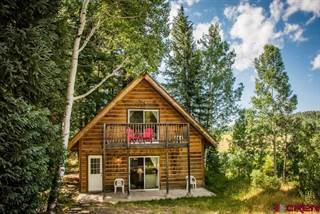 Single Family for sale in 109-111 Camprobber Drive, Pagosa Springs, CO, 81147