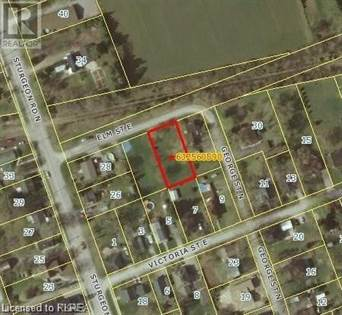 Vacant Land for sale in LOT 4 ELM Street, Omemee, Ontario, K0L2W0