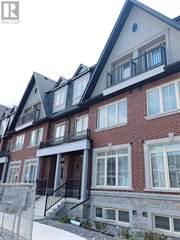 Single Family for rent in 8 EATON PARK LANE 18, Toronto, Ontario, M1W0A5