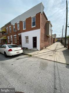 Residential Property for sale in 901 N STREEPER STREET, Baltimore City, MD, 21205