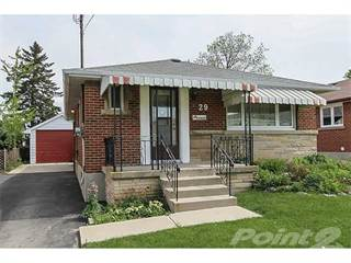 Residential Property for sale in 29 OAKDALE Avenue, Hamilton, Ontario