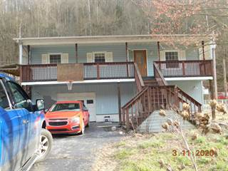 Single Family for sale in 1680 ROCKHOUSE FORK ROAD, Delbarton, WV, 25670