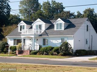 Single Family for sale in 700 WATER ST, Cambridge, MD, 21613