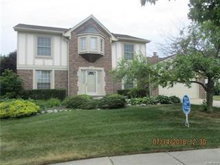 Single Family for sale in 25553 KEENAN Court, Novi, MI, 48375
