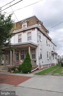 Multifamily for sale in 318 MONMOUTH STREET, Gloucester City, NJ, 08030