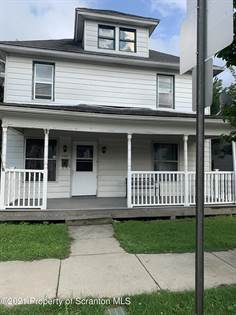Residential Property for sale in 628 Washington Ave, Jermyn, PA, 18433