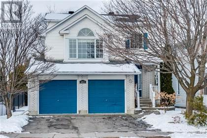 Single Family for sale in 6413 BEAUSEJOUR DRIVE, Orleans, Ontario, K1C4W2