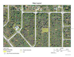 Street Map Port Charlotte Florida.Land For Sale Northwest Port Charlotte Fl Vacant Lots For Sale In