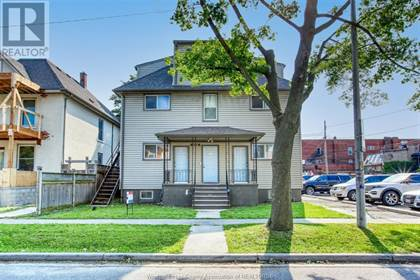 Multi-family Home for sale in 655 Chilver, Windsor, Ontario, N8Y2K1