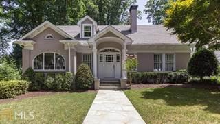 Single Family for sale in 1381 N Morningside Dr, Atlanta, GA, 30306