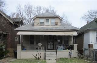 Single Family for sale in 5584 SPRINGFIELD Street, Detroit, MI, 48213