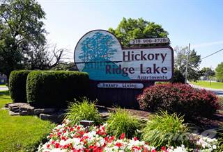 Apartment for rent in Hickory Ridge Lake Apartments, Merrillville, IN, 46410
