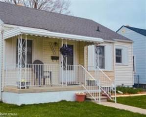 Single Family for sale in 23804 Rosalind, Eastpointe, MI, 48021