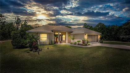 Residential Property for sale in 12380 SW 81ST STREET, Dunnellon, FL, 34432