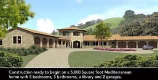 Land for sale in 19599 Almaden RD, San Jose, CA, 95120