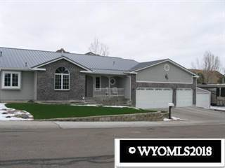 Single Family for sale in 205 Fallview Trail Dr., Green River, WY, 82935