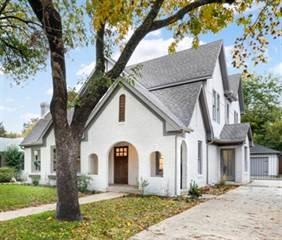 Single Family for sale in 1018 N Windomere Avenue, Dallas, TX, 75208